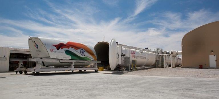 没有麻烦前往班加罗鲁机场:维珍Hyperloop提出10分钟的通勤